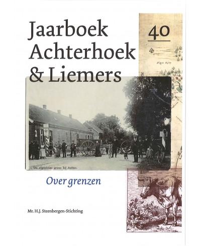 Jaarboek Achterhoek en Liemers nr. 40