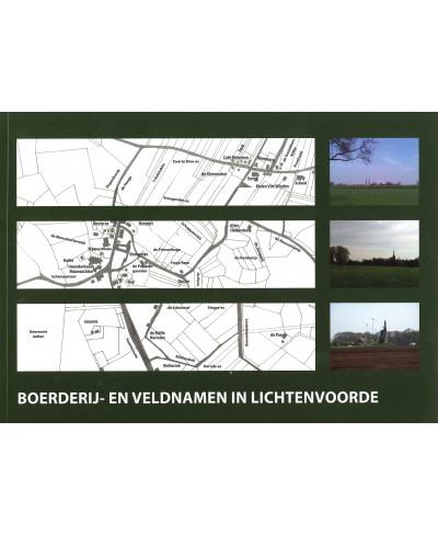 Boerderij- en veldnamenboek Lichtenvoorde
