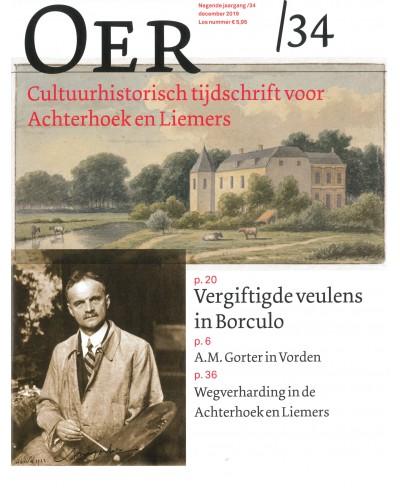Tijschrift Oer, nummer 34