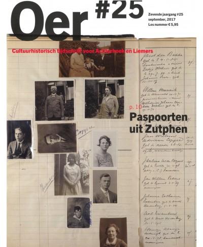 Tijschrift Oer, nummer 25