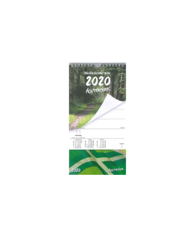 Achterhoekse kalender 2020 Mini