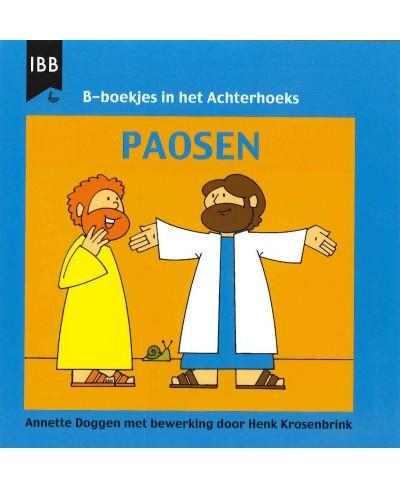 B(ijbel)-boekje Paosen (losse verkoop)