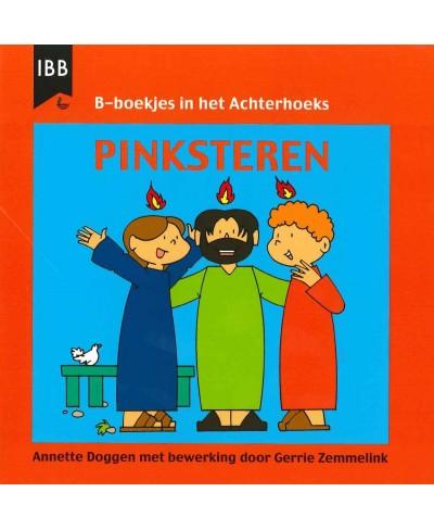 B(ijbel)-boekje Pinksteren (losse verkoop)