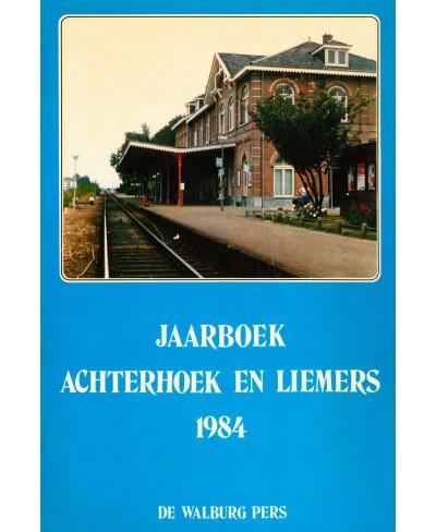 Jaarboek Achterhoek en Liemers nr. 7 (1984) - tweedehands