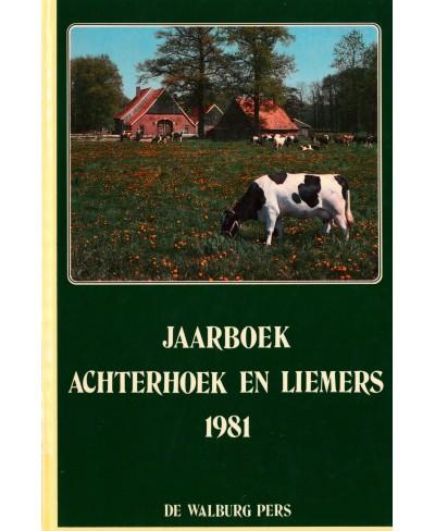 Jaarboek Achterhoek en Liemers nr. 4 (1981) - tweedehands