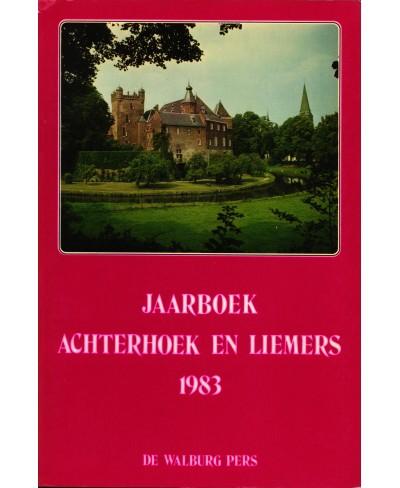 Jaarboek Achterhoek en Liemers nr. 6 (1983) - tweedehands