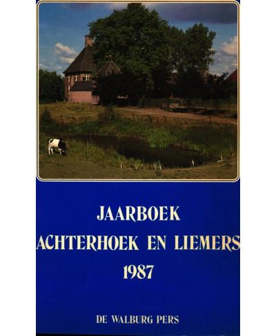 Jaarboek Achterhoek en Liemers nr. 10 (1987) - tweedehands