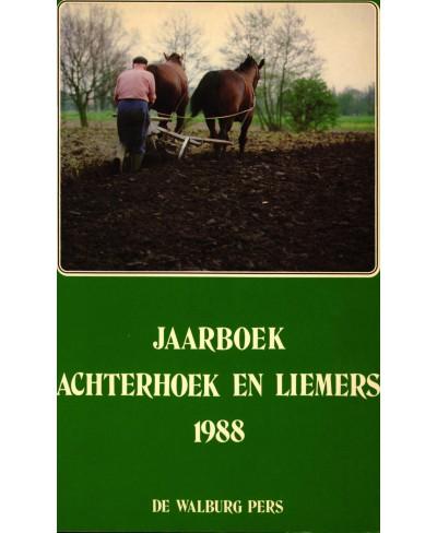 Jaarboek Achterhoek en Liemers nr. 11 (1988) - tweedehands