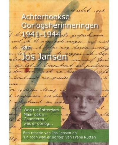 Achterhoekse Oorlogsherinneringen 1941-1944