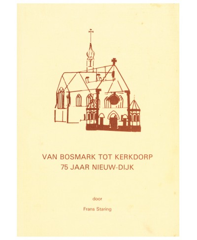 Van Bosmark tot Kerkdorp - tweedehands