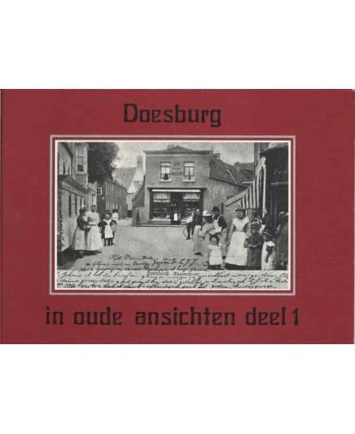 Doesburg in oude ansichten, deel1 - tweedehands