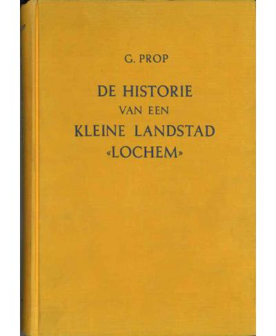 De historie van een kleine landstad Lochem - tweedehands
