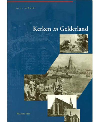 Kerken in Gelderland - tweedehands