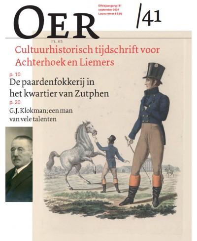 Tijschrift Oer, nummer 41
