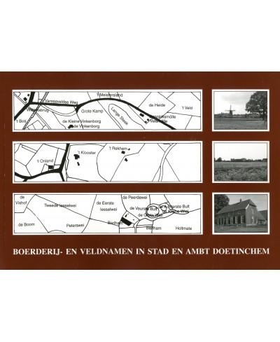 Boerderij- en veldnamen in Stad en Ambt Doetinchem