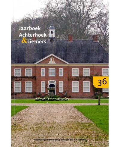 Jaarboek Achterhoek en Liemers nr. 36
