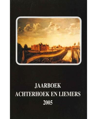 Jaarboek Achterhoek en Liemers 2005
