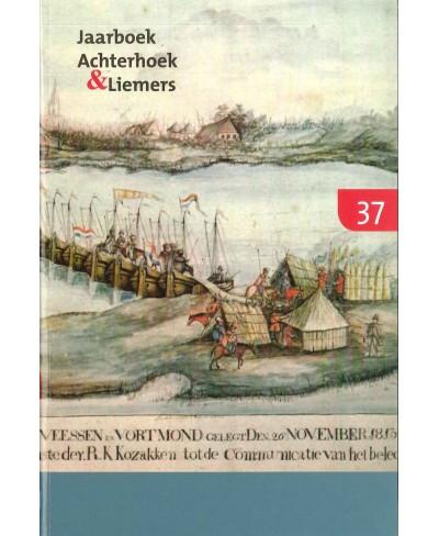 Jaarboek Achterhoek en Liemers nr. 37